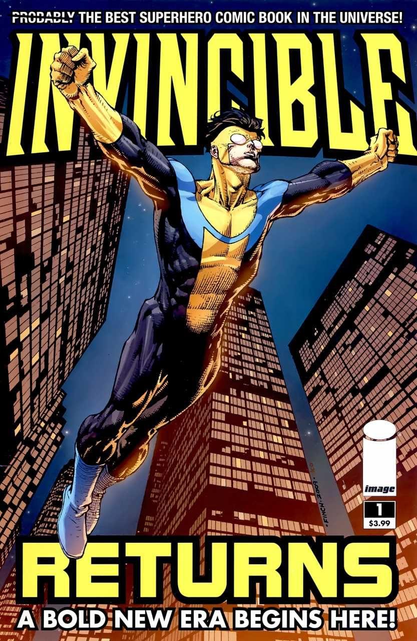 Invincible Returns #1 (Issue)