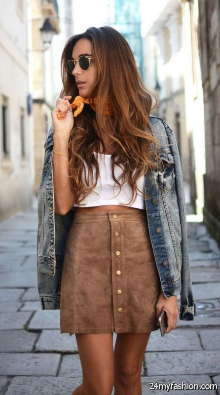 How To Wear Mini Skirts Ideas 2019-2020