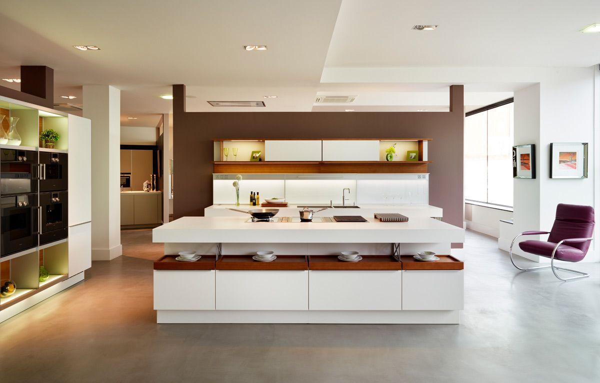 50 Stunning Modern Kitchen Island Designs Modern Kitchen Island Design Modern Kitchen Island Minimalist Kitchen Design