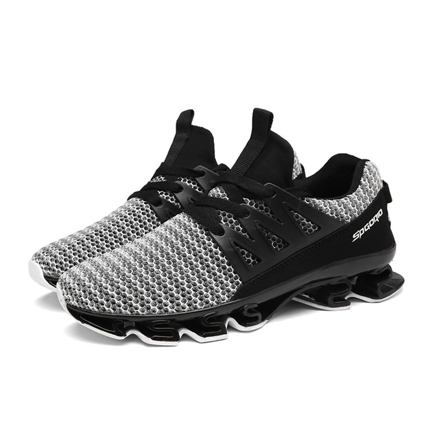 Men/'s Sneakers Mesh Breathable Comfortable Outdoor Training Running Shoes Size