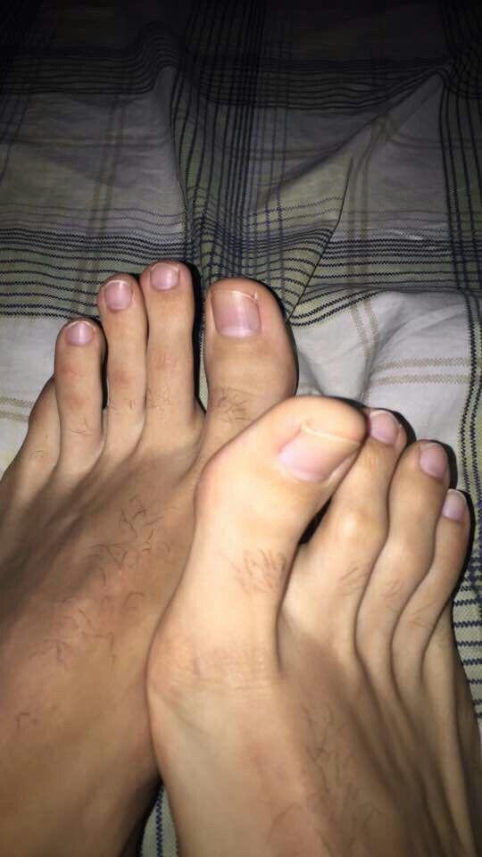 Carlotta mature soles and toes