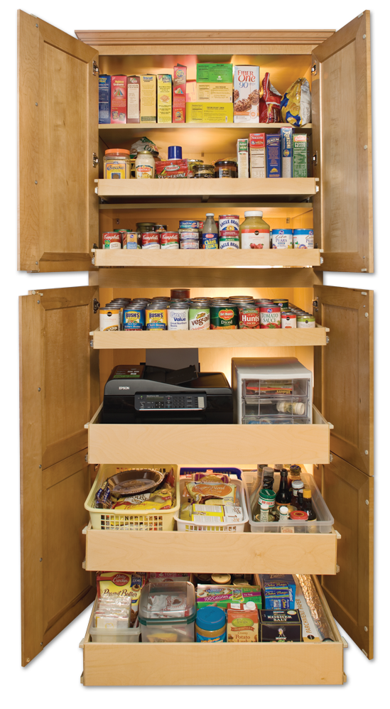 Kitchen Pull Out Shelves Shelfgenie Of Denver Pantry