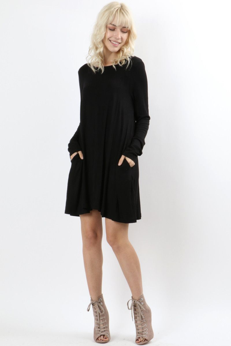 All You'll Need Tunic (3 Colors)
