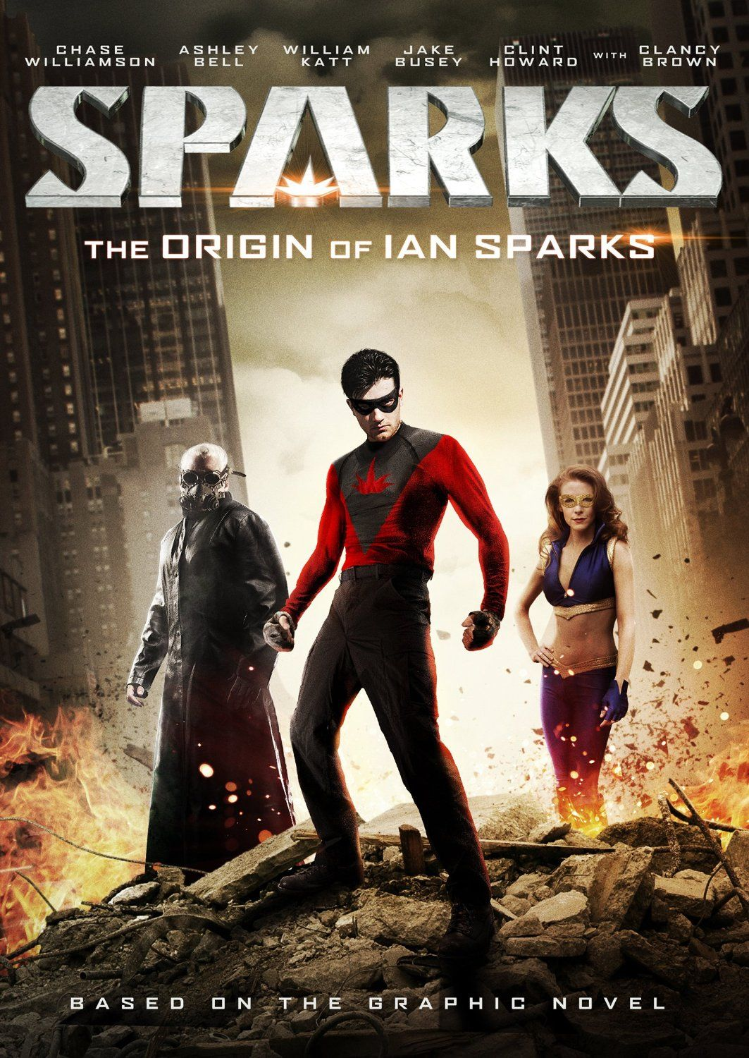 SPARKS Out Now To Own On DVD & Bluray Sparks movies