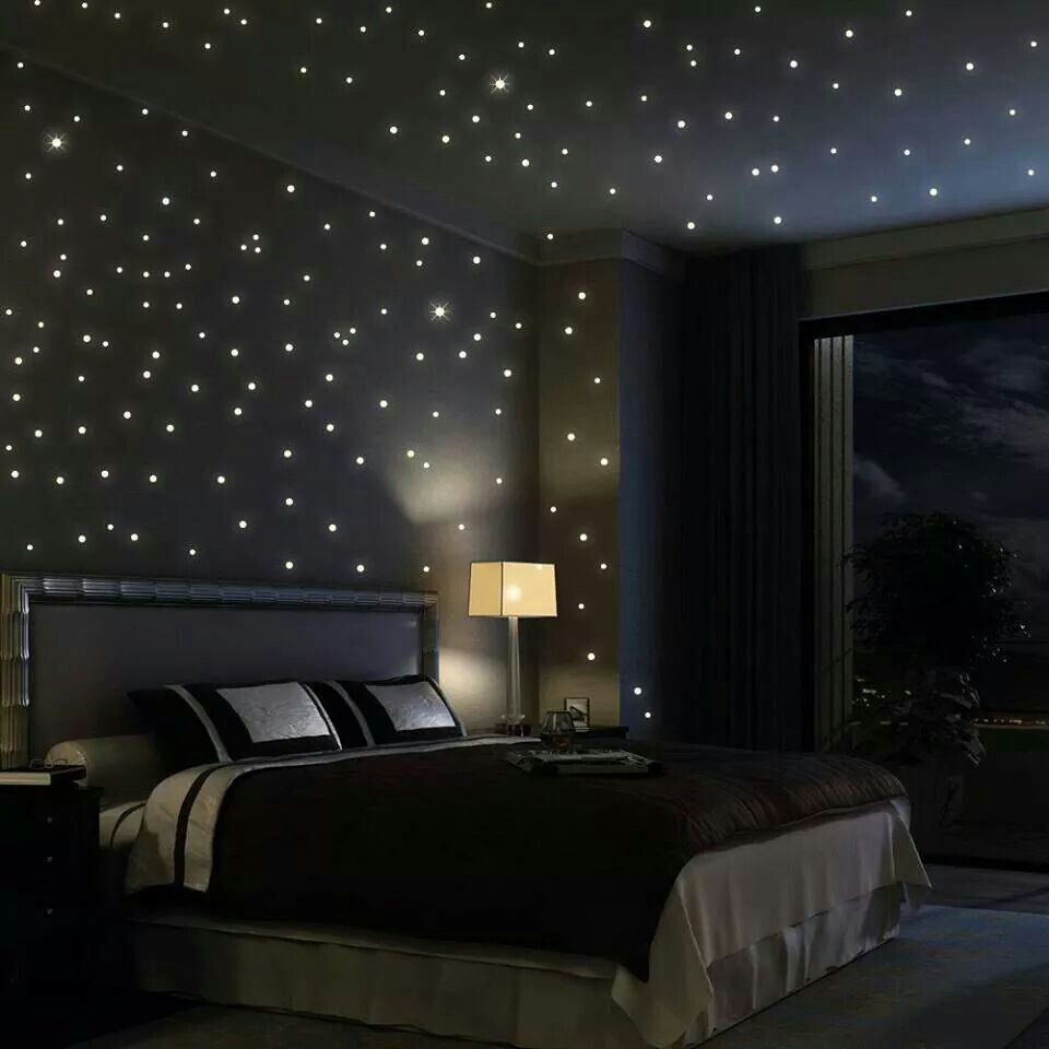 Lights Off Stars Out Home Decor Pinterest Star And Lights - Bedroom lights off