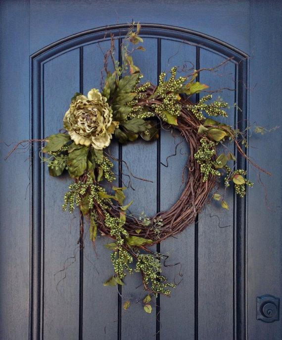 Indoor Wreaths Home Decorating