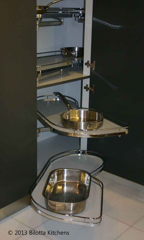 Best Le Mans Pull Outs For Easy Access To Pots And Pans Hidden 400 x 300