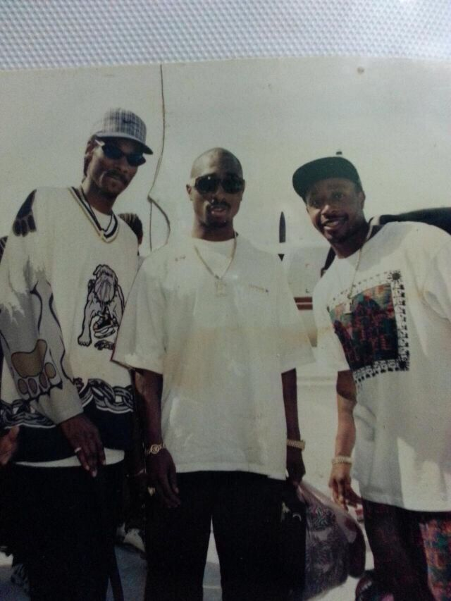Snoop Dogg, 2Pac, MC Hammer