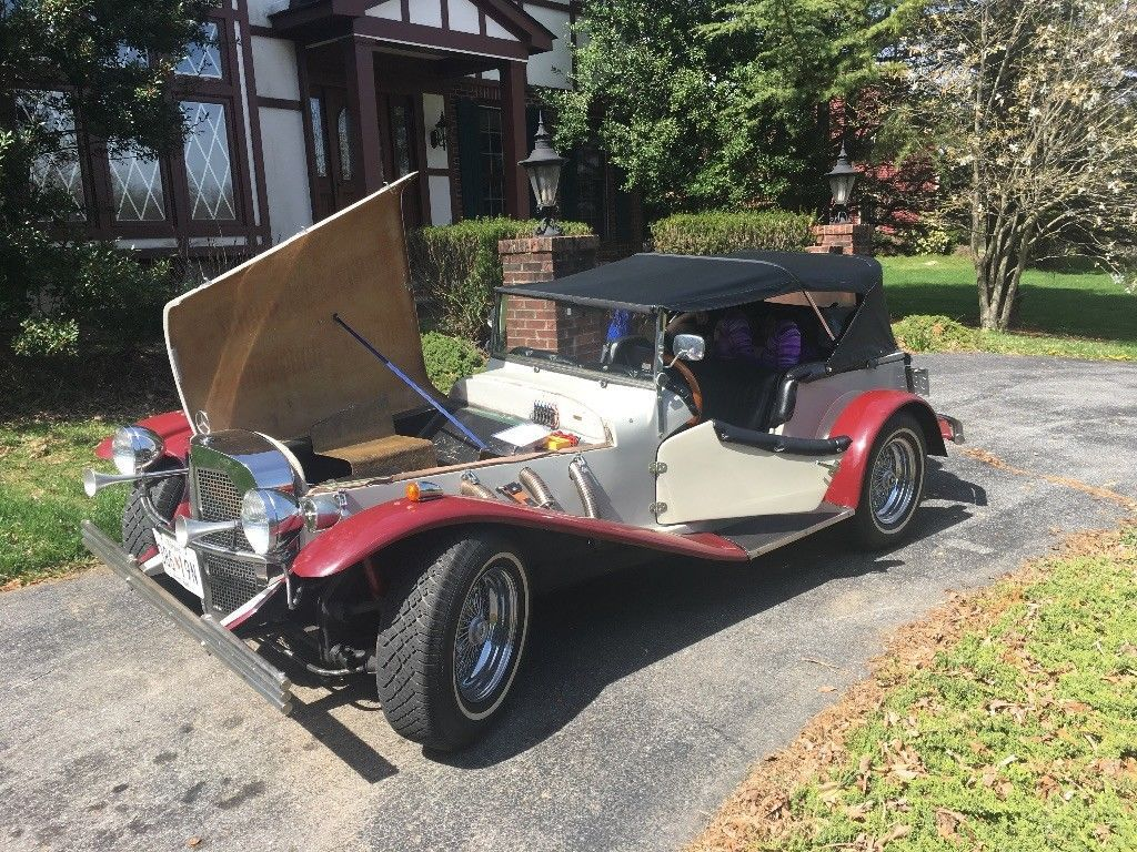 strong 1929 Mercedes SSK replica | Replica cars for sale | Pinterest ...