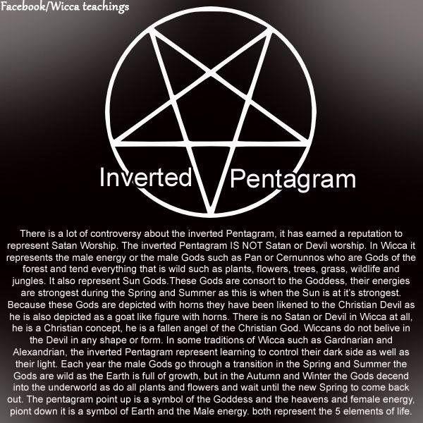 Image Result For Pentagram Meaning Paganism Pinterest Etsy