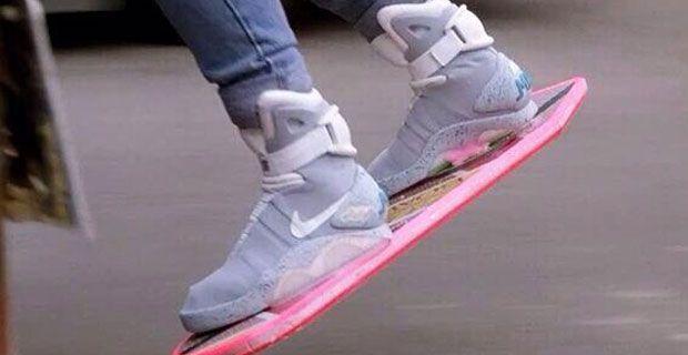 zapatillas nike volver al futuro precio