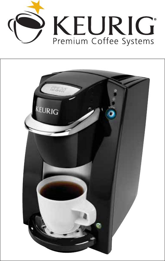 Keurig Single Cup Coffee Maker User Manual di 2020