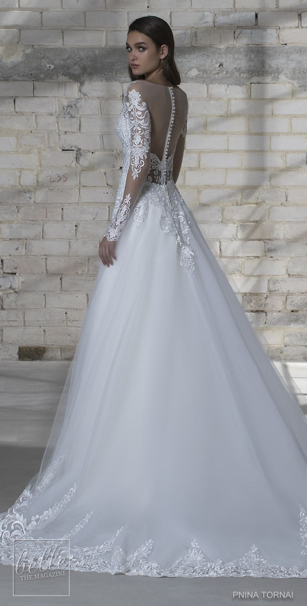 e822b8decfe Love by Pnina Tornai for Kleinfeld Ball gown Wedding Dress Collection 2019