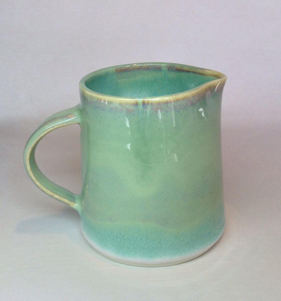 Small porcelain jug Annie Jennings