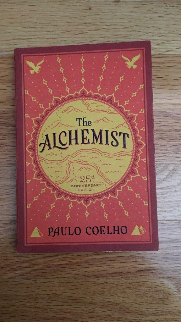 the alchemist by paulo coelho Alchemist book, Paulo