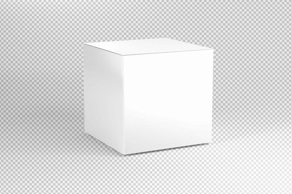 Download Cardboard Box Template Generator New Square Cardboard Box Mockup Generator Mediamodifier Box Mockup Box Template Mockup Generator