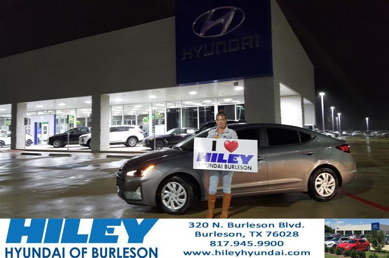 Hiley Hyundai of Burleson Customer Review Had a great