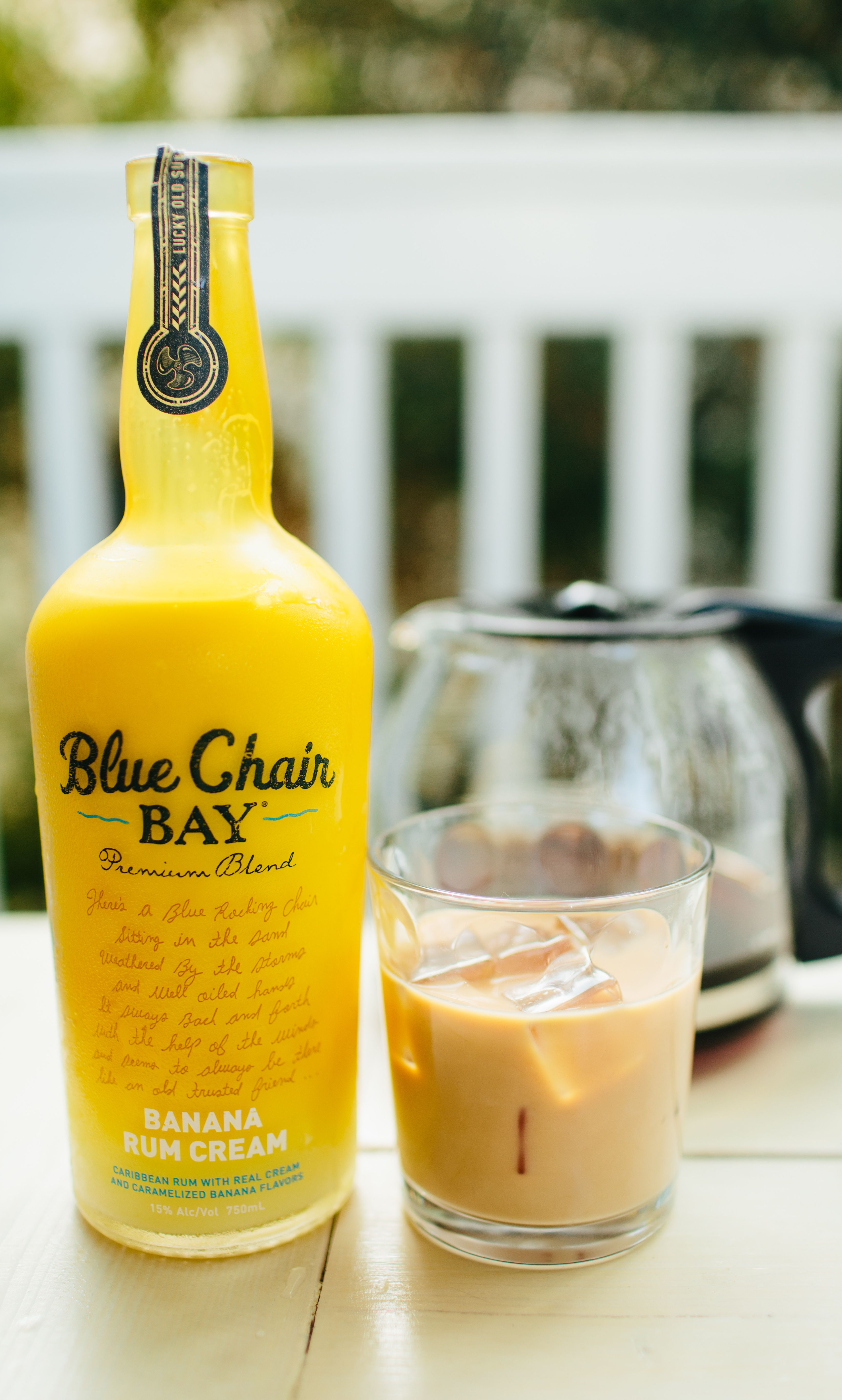 Remarkable Island Coffee Cocktail 2 Oz Blue Chair Bay Banana Rum Uwap Interior Chair Design Uwaporg