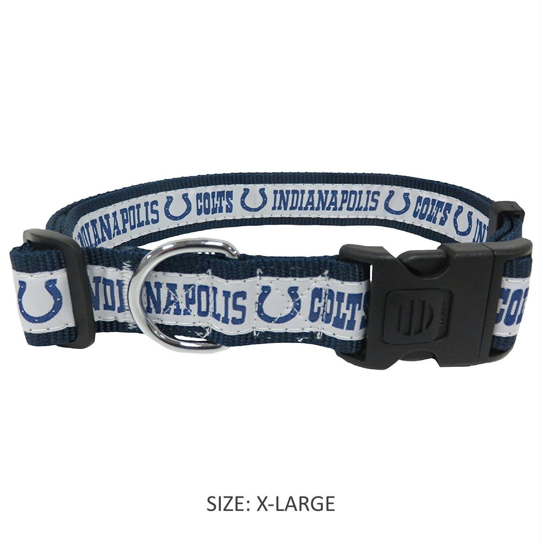 Indianapolis Colts Pet Collar – Major League Pets  6fa86053e