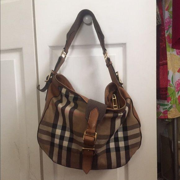 Burberry hobo bag   Brown beige, Hobo bags and Beige e76ec65a40
