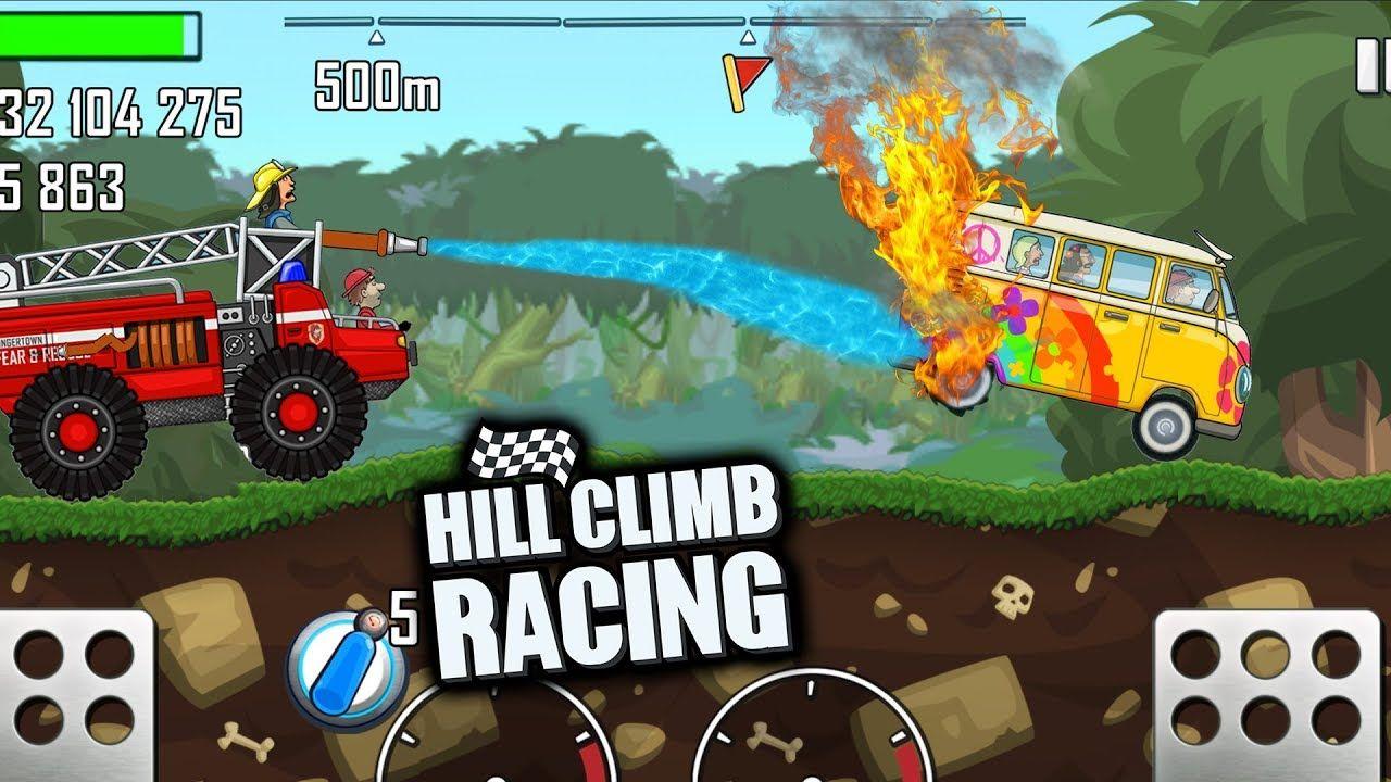 Hillclimb #Wallpaper  Hill climb racing 2 is android and iOS