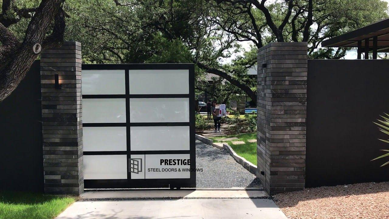 Custom automatic sliding gate sliding gate automatic