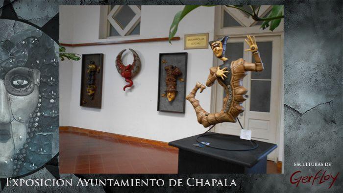 Exposición en Galería  www.gerfloy.wix.com/gerfloy