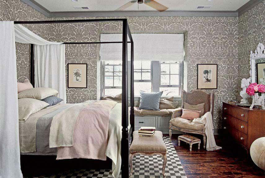 camera da letto con baldacchino | interior designer | pinterest ... - Camera Da Letto Con Baldacchino