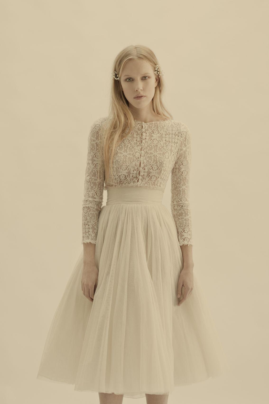 wedding dresses, cocktail dresses. E-shop www.cortana.es ...