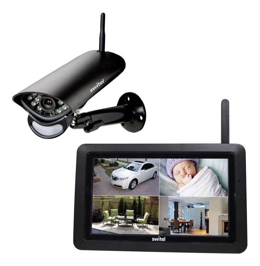 WIFI Smart Kamera HD 1080P Kabellos 2 MP Überwachungskamera Camera Home Security
