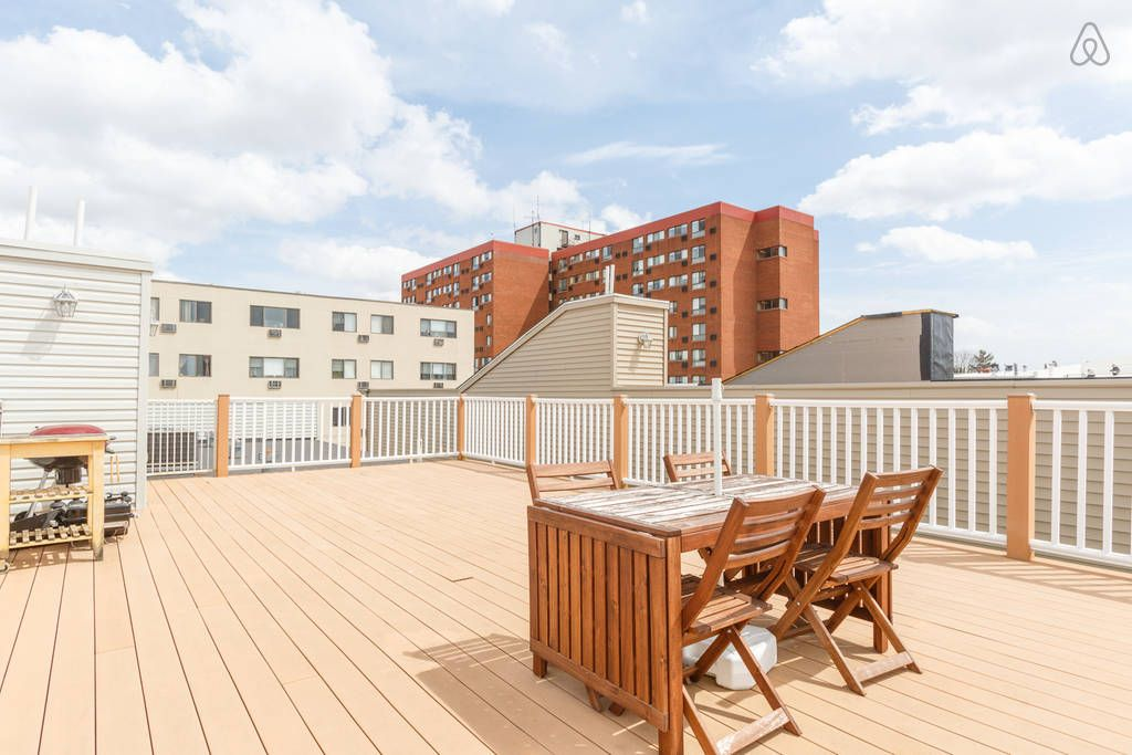 Entire 2-bed/bath, Close to NYC - vacation rental in ...