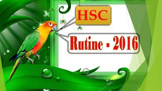 HSC Rutine 2016