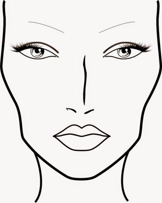 face chart fashion hair makeup clothes in 2019 makeup face Makeup Artist Cover Letter face chart makeup face charts mac face charts fashion illustration face festival makeup