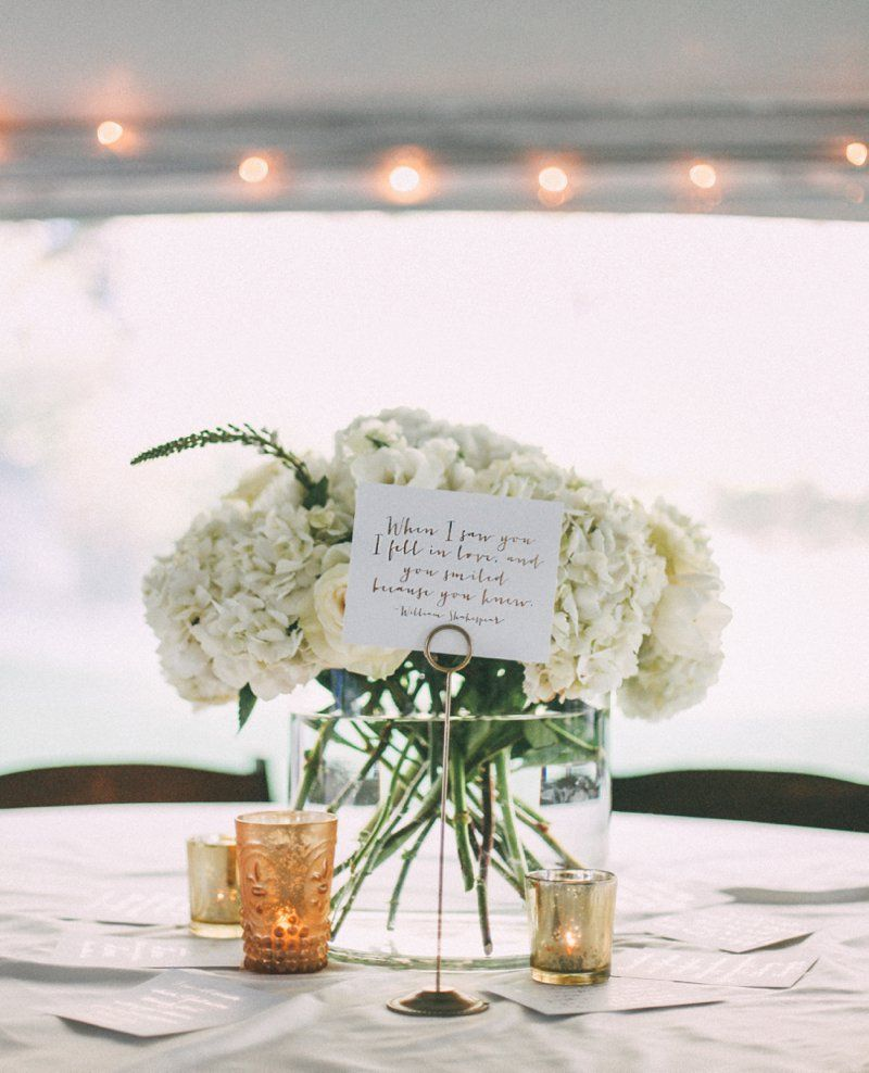 Quotes we love for each table i love this idea my wedding centerpieces quotes we love for each table i love this idea junglespirit Gallery