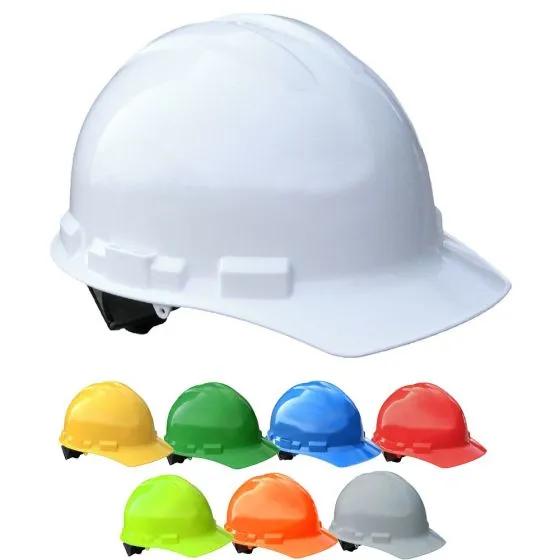 Radians Granite Ghr6 Cap Style 6 Point Ratchet Suspension Hard Hat Hard Hat Hard Hats Radians