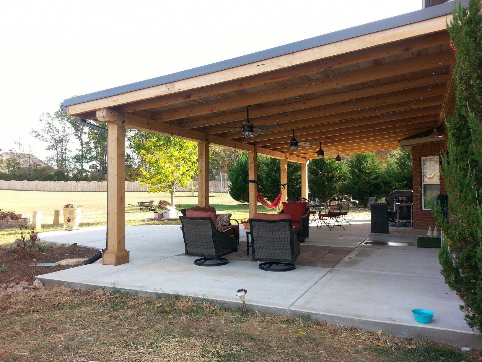 Porch Ideas For Houses Backyard Covered Patios Backyard Patio Design