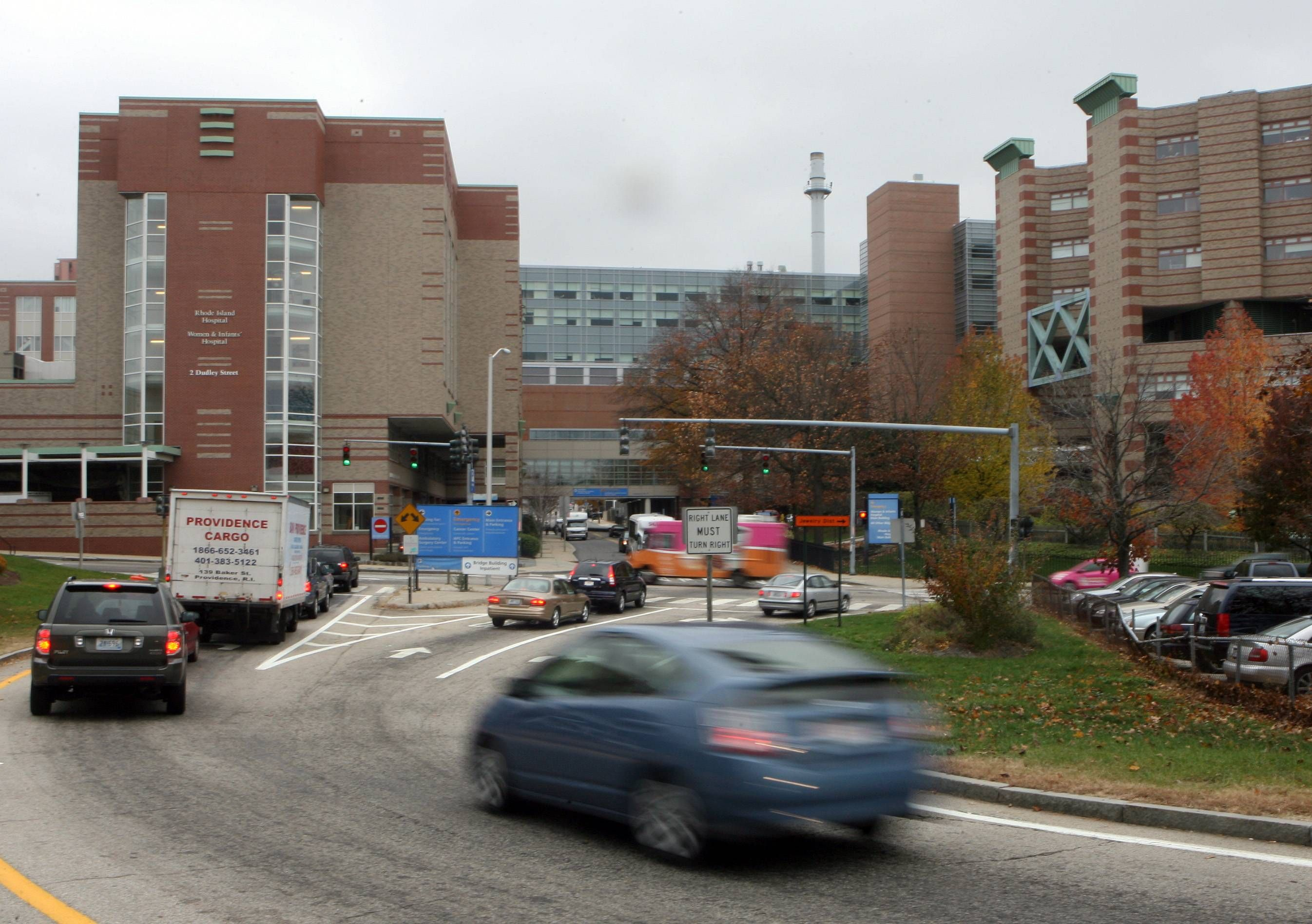 $1 3 million judgment against R I  Hospital in slip and fall