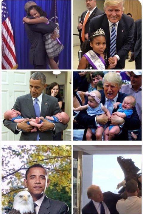 Das sagt doch schon alles #presidents