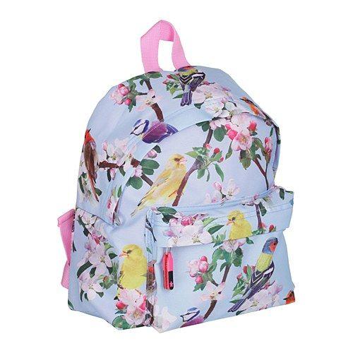 b9a4f9000dc Molo Floral Backpack   S M A L L ✨ L A D Y   Pinterest   Backpacks ...