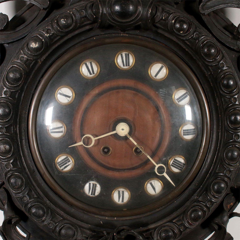 Wanduhr Ende 800 Anfang Von 900 Wanduhr Antike Uhren Wanduhren