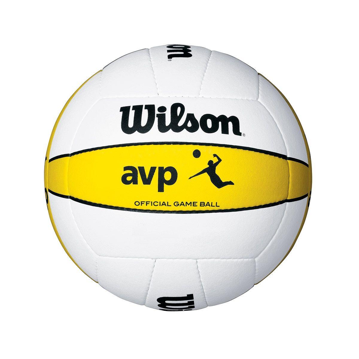Wilson Avp Game Volleyball Volleyball Volleyball Games Avp Volleyball