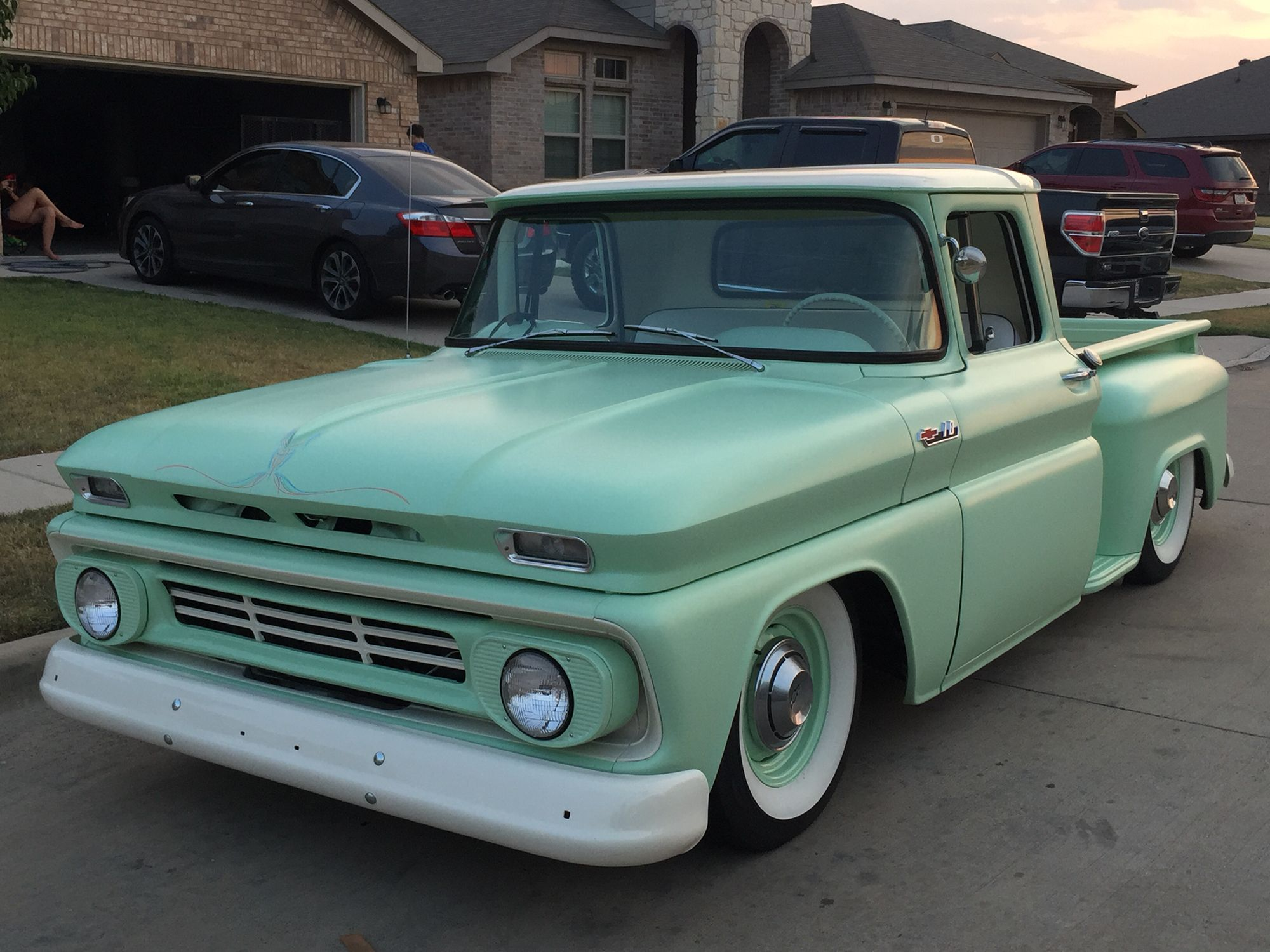 Find this pin and more on c 10 trucks