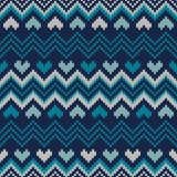 Knitted Seamless Pattern In Fair Isle Style - Download From Over 49 Million High Quality Stock Photos, Images, Vectors. Sign up for FREE today. Image: 44496517