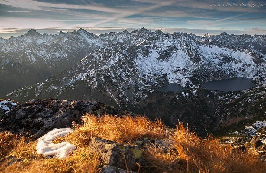 I Live In Poland And Like Slovakian People There We Have Small Mountains The Tatra Mountains The Highest Peak Is Called Gerlach 2 655 M So They Are No See