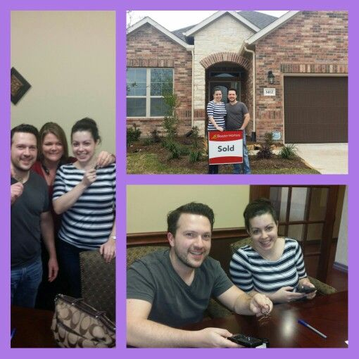 Happy 1st Time Home Buyers!