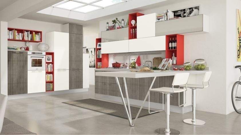 Noemi - Cucine Moderne - Cucine Lube   Cocinas   Pinterest ...