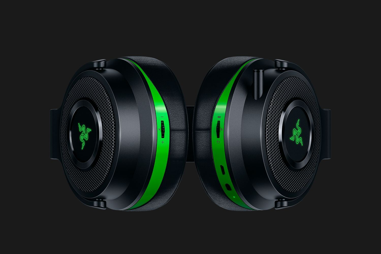 Razer Thresher Ultimate Gaming Wireless Xbox One Headset