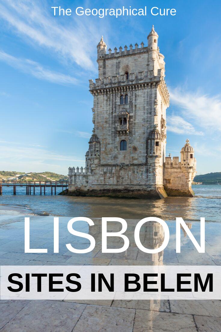 Lisbon Gorgeous Sites In Belem Portugal Travel Guide Europe Travel Lisbon Travel