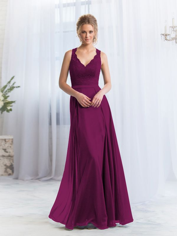 Erin\'s Bridesmaid Dress. Color Will be boysenberry. Style # L164065 ...