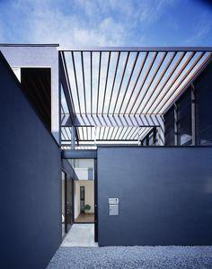 PERGOLA by APOLLO Architects and Associates